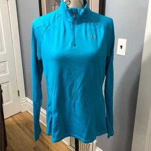 Under Armour Women's 1/4-zip pullover